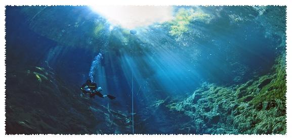 Mergulho Rio da Prata